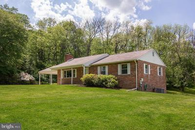 Ellicott City Single Family Home For Sale: 3678 Folly Quarter Road