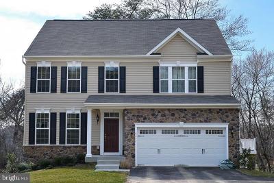 Clarksville, Columbia, Ellicott City, Laurel Single Family Home For Sale: 9536 Melody Drive E