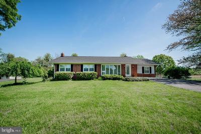 Woodbine Single Family Home For Sale: 16030 A E Mullinix Road