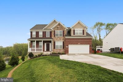 Marriottsville Single Family Home For Sale: 11261 Old Frederick Road
