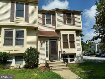 Laurel Townhouse Under Contract: 9350 Harvest Way