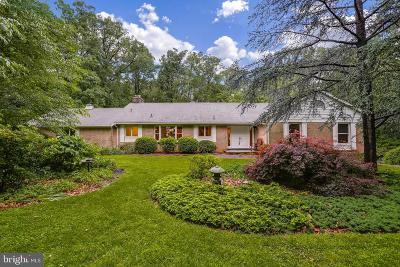 Sykesville, Eldersburg Single Family Home For Sale: 13345 Old Frederick Road