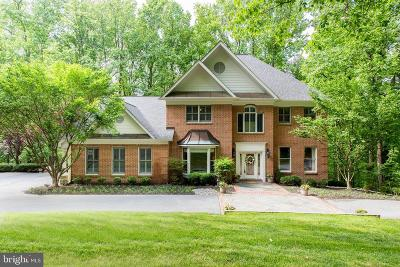 Marriottsville Single Family Home For Sale: 1213 Shady Creek Road