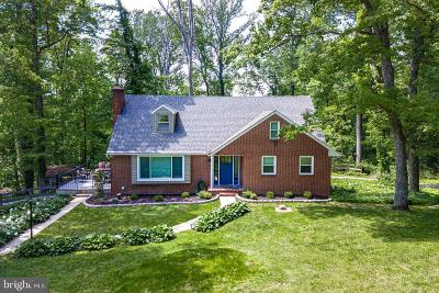 Ellicott City Single Family Home For Sale: 3838 Folly Quarter Road