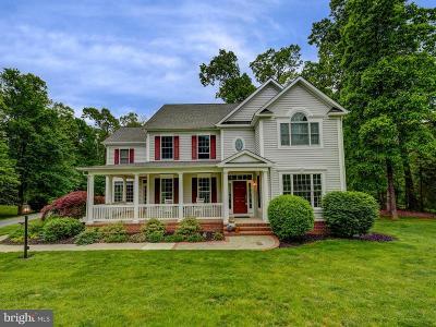Woodbine Single Family Home For Sale: 15290 Ridge Hunt Drive