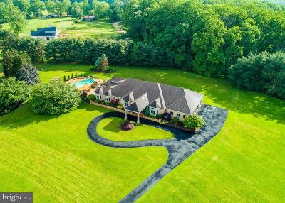 Howard County Single Family Home For Sale: 13047 Hall Shop Road