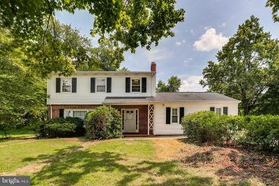 Woodbine Single Family Home For Sale: 2139 Daisy Road