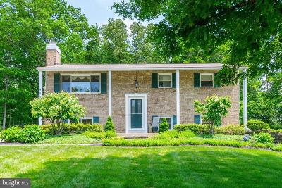Laurel Single Family Home Under Contract: 9417 N Laurel Road