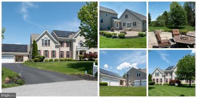 Marriottsville Single Family Home For Sale: 11921 Mekenie Court