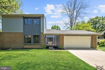 Columbia Single Family Home For Sale: 9003 Sidelong Place
