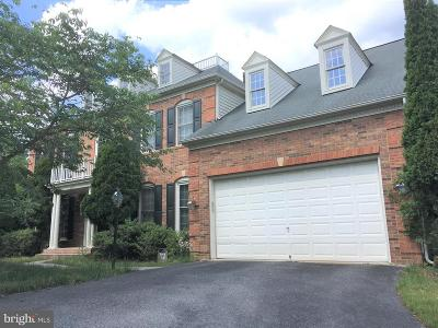 Ellicott City Single Family Home For Sale: 3302 Governor Carroll Court