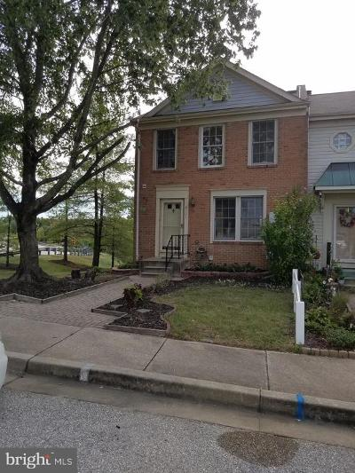 Ellicott City MD Townhouse For Sale: $342,000