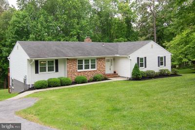 Ellicott City Single Family Home For Sale: 12575 Triadelphia Road