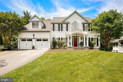 Ellicott City Single Family Home For Sale: 3851 Parrot Drive