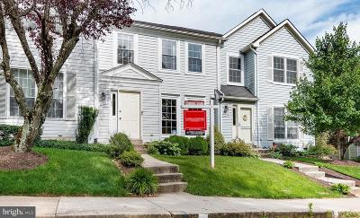 Columbia Townhouse For Sale: 11711 Stonegate Lane