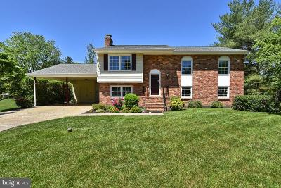 Ellicott City Single Family Home For Sale: 3468 Walker Drive