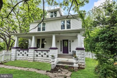Marriottsville Single Family Home For Auction: 11246 Albeth Road