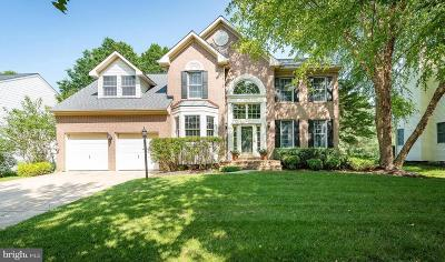 Columbia Single Family Home For Sale: 6604 Gleaming Sand Chase