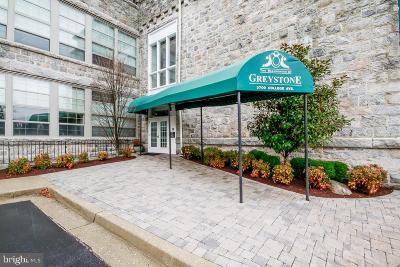 Ellicott City Condo For Sale: 3700 College Avenue #306