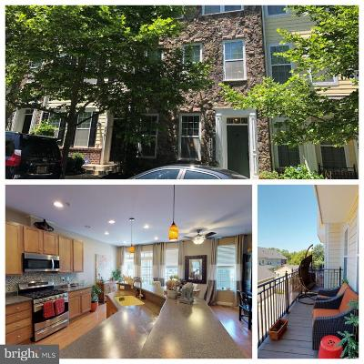 Ellicott City Townhouse For Sale: 5793 Richards Valley Road