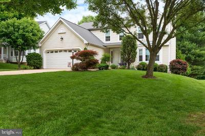 Ellicott City Single Family Home For Sale: 5467 Autumn Field Court