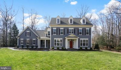 Howard County Single Family Home For Sale: Pleasant Springs Court