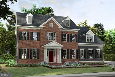 Howard County Single Family Home For Sale: Lot 22 Pleasant Springs Court