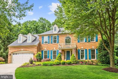 Ellicott City Single Family Home For Sale: 10332 Royal Ascot Court