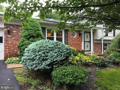 Ellicott City Single Family Home For Sale: 4006 Zuni Court