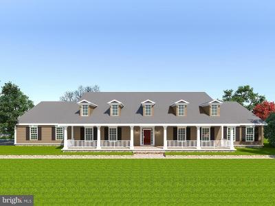 Woodbine Single Family Home For Sale: 3351 Jennings Chapel Road #HARWOOD