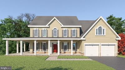 Howard County Single Family Home For Sale: 3395 Jennings Chapel Road #SUNNYSID