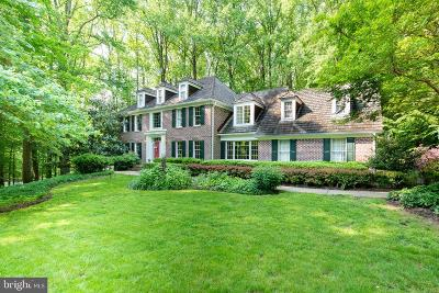Single Family Home For Sale: 11837 Linden Chapel Road