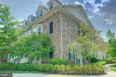 Ellicott City MD Townhouse For Sale: $600,000
