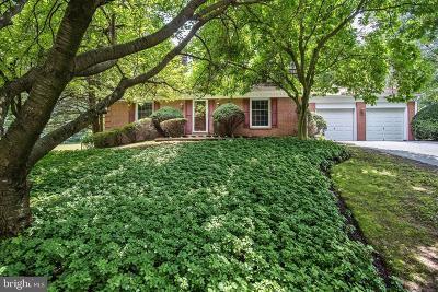 Ellicott City Single Family Home For Sale: 9461 Dunloggin Road