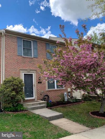 Ellicott City MD Townhouse For Sale: $2,000