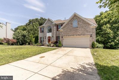Elkridge Single Family Home For Sale: 5961 Avalon Drive