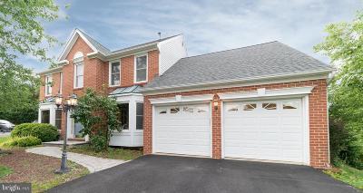 Ellicott City Single Family Home For Sale: 5213 Spurr Terrace