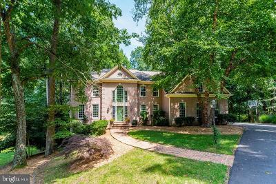 Ellicott City Single Family Home For Sale: 3745 Running Springs Road