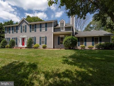 Ellicott City Single Family Home For Sale: 3975 View Top Road