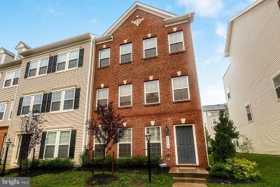 Howard County Townhouse For Sale: 7215 Greenfitch Way