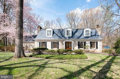 Ellicott City Single Family Home For Sale: 12337 Pans Spring Court