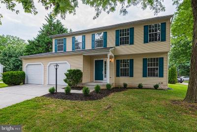 Ellicott City Single Family Home For Sale: 8712 Sicklebar Way