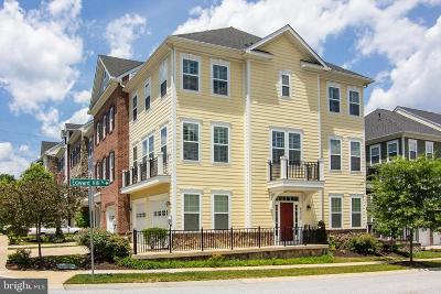 Ellicott City Townhouse For Sale: 6032 Talbot Drive