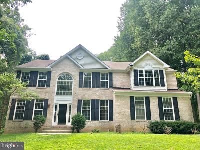 Ellicott City Single Family Home For Sale: 2380 Sand Hill Road #1