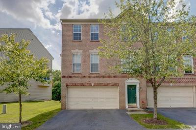 Howard County Townhouse For Sale: 8772 Lincoln Street #J