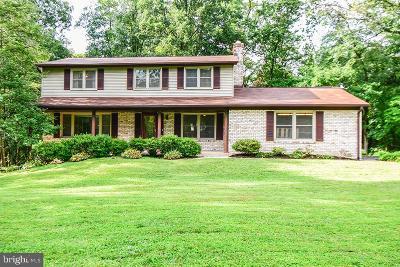 Ellicott City Single Family Home For Sale: 3432 Nanmark Court