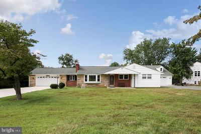 Columbia Single Family Home For Sale: 10809 Hunting Lane