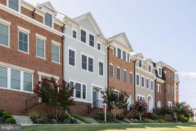 Howard County Townhouse Under Contract: 7905 Maple Lawn Boulevard