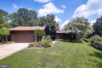 Columbia Single Family Home For Sale: 10140 Spring Pools Lane