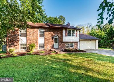 Ellicott City Single Family Home For Sale: 9757 Hillsmere Road